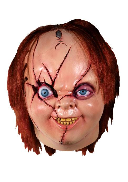 Bride of Chucky Latex Mask Chucky Version 2