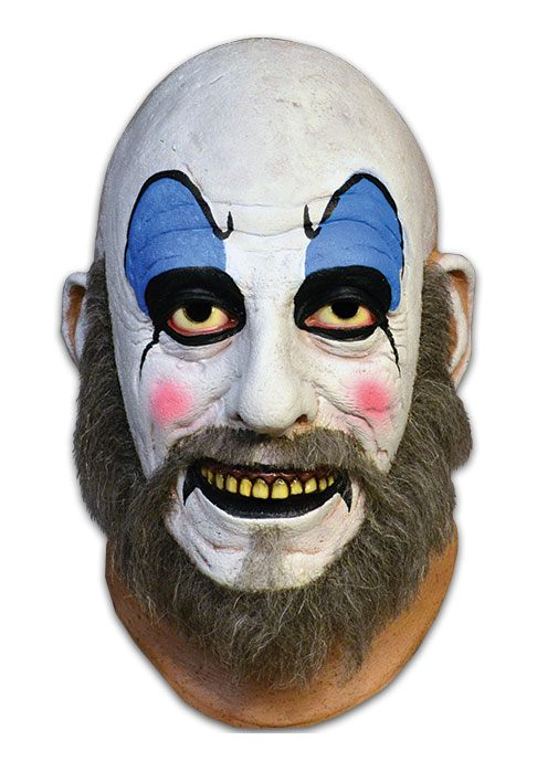 House of 1000 Corpses Latex Mask Captain Spalding