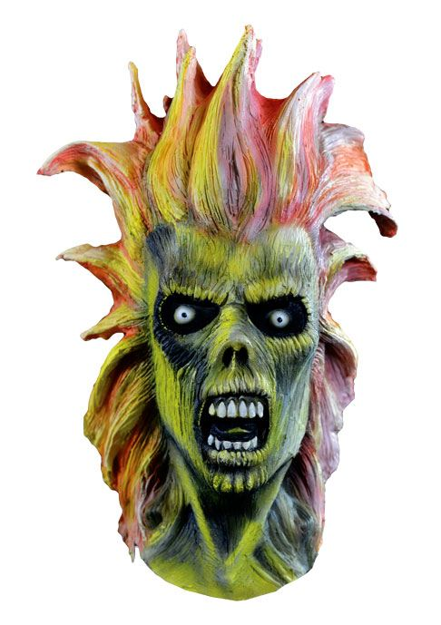 Iron Maiden Latex Mask Eddie