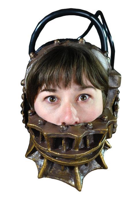 Saw Latex Mask Reverse Bear Trap