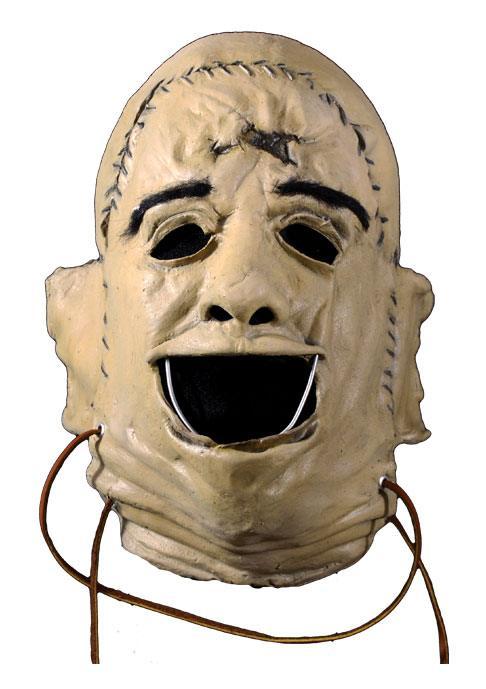 Texas Chainsaw Massacre Latex Mask Leatherface
