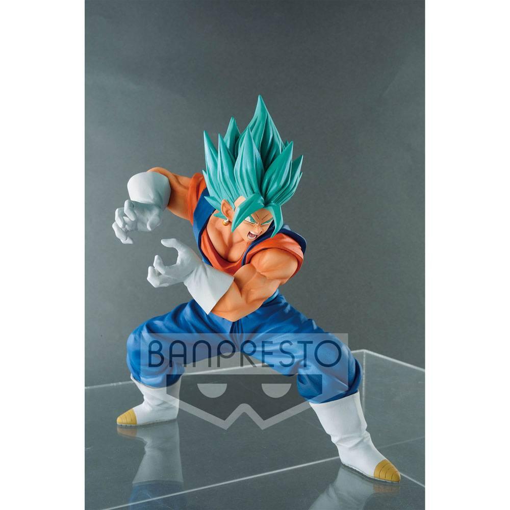 Dragonball Super Final Kamehame-Ha Figure Super Saiyan Blue Vegetto 16 cm