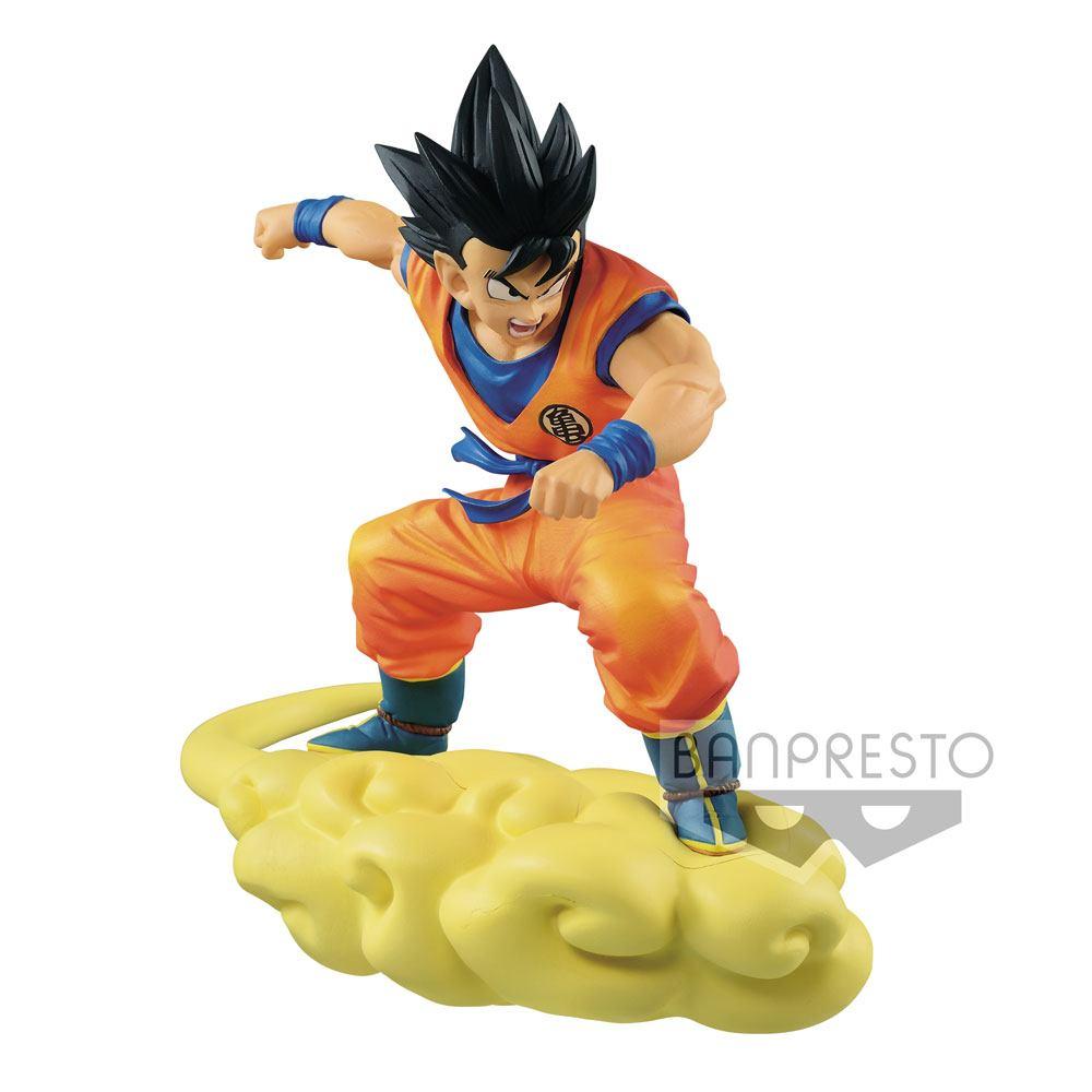 Dragonball Z Figure Son Goku on Flying Nimbus 18 cm
