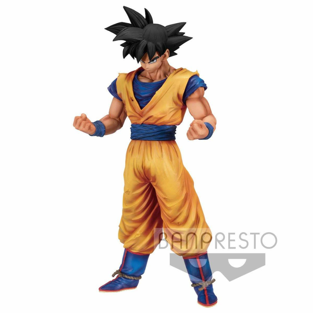 Dragonball Z Grandista Resolution of Soldiers Figure Son Goku Ver. 2 28 cm
