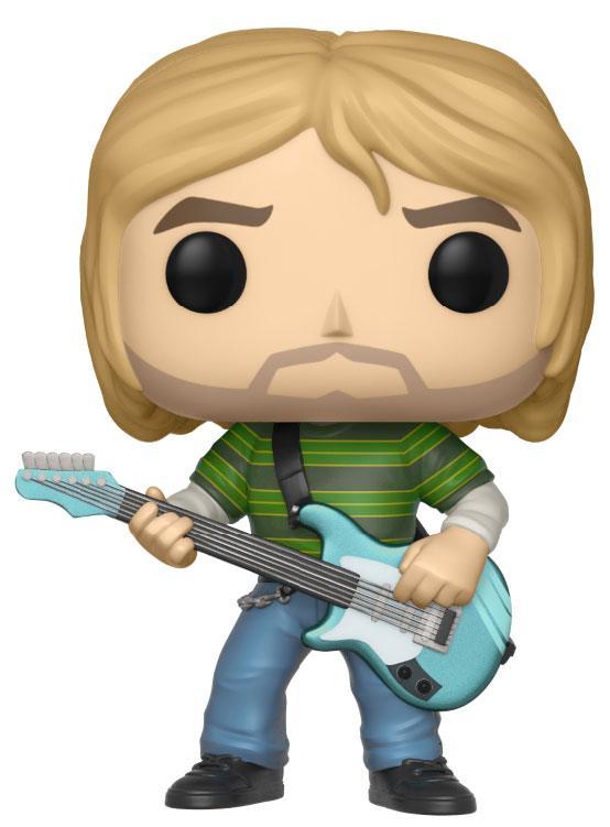 Nirvana POP! Rocks Vinyl Figure Kurt Cobain (Teen Spirit) 10 cm