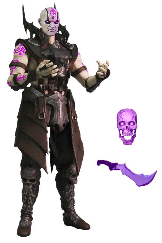 Mortal Kombat X Action Figure Quan Chi Sorcerer Variant Exclusive Edition