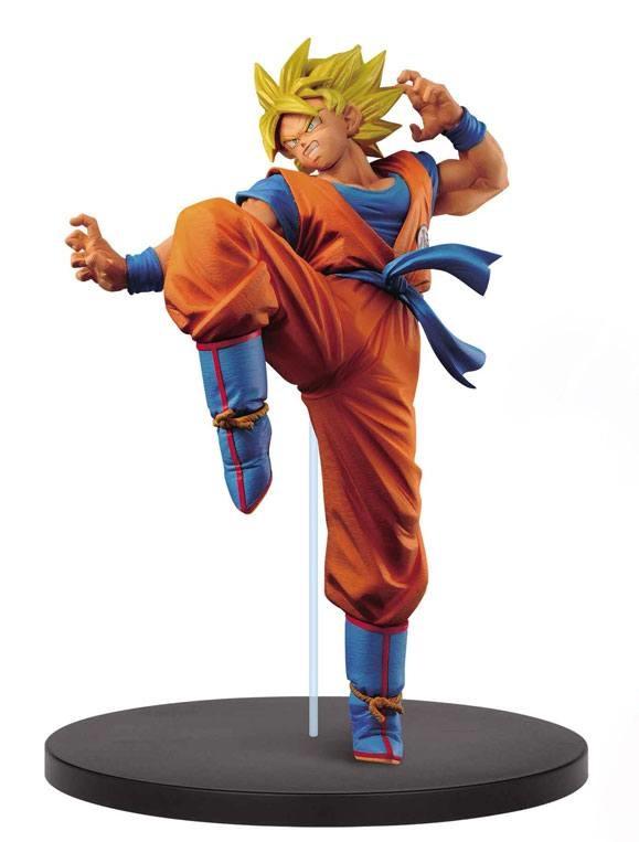 Dragonball Super Son Goku Fes Figures SSJ Goku 20 cm