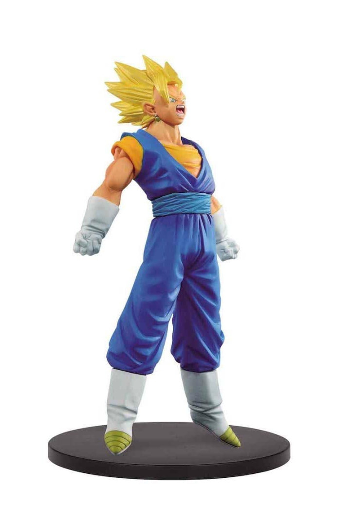 Dragonball Super Warriors DXF Figures SSJ Vegetto 18 cm