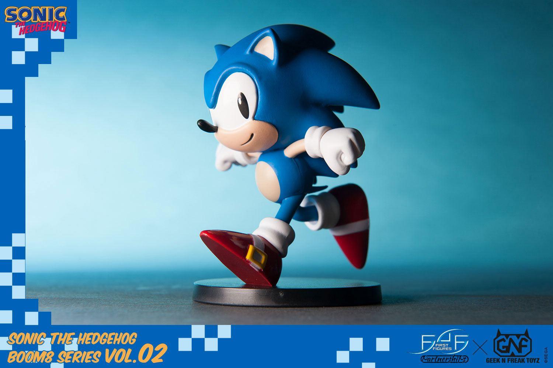 Sonic The Hedgehog BOOM8 Series PVC Figure BOOM8 Series Sonic Vol. 02 8 cm