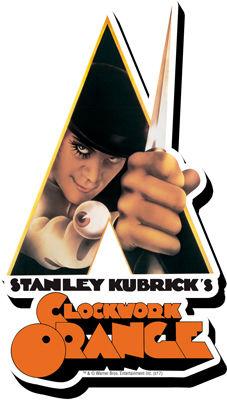 Íman A Clockwork Orange Knife Magnet