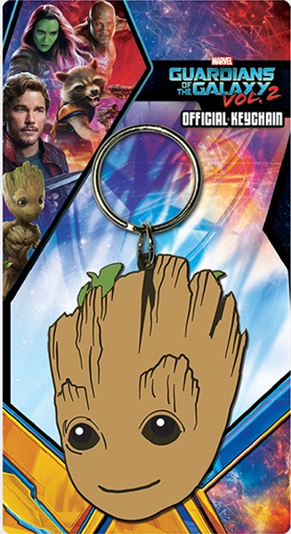 Porta-Chaves Guardians of Galaxy Baby Groot