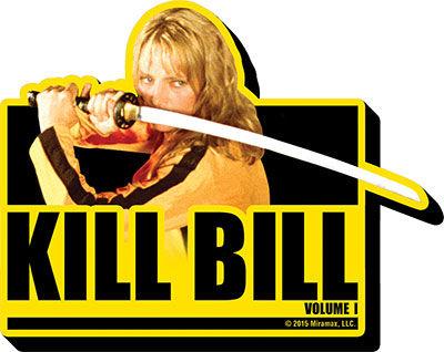 Íman Kill Bill Vol 1 Flat Magnet