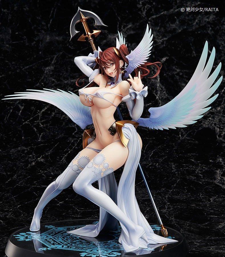 Original Character By Raita Magical Girls Statue 1/7 Erika Kuramto 28 cm