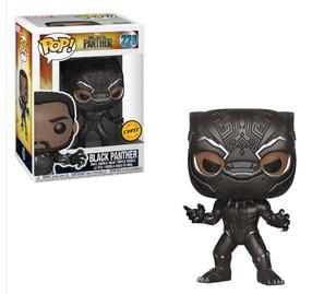 Pop! Marvel: Black Panther - Black Panther Chase Vinyl Figure 10 cm
