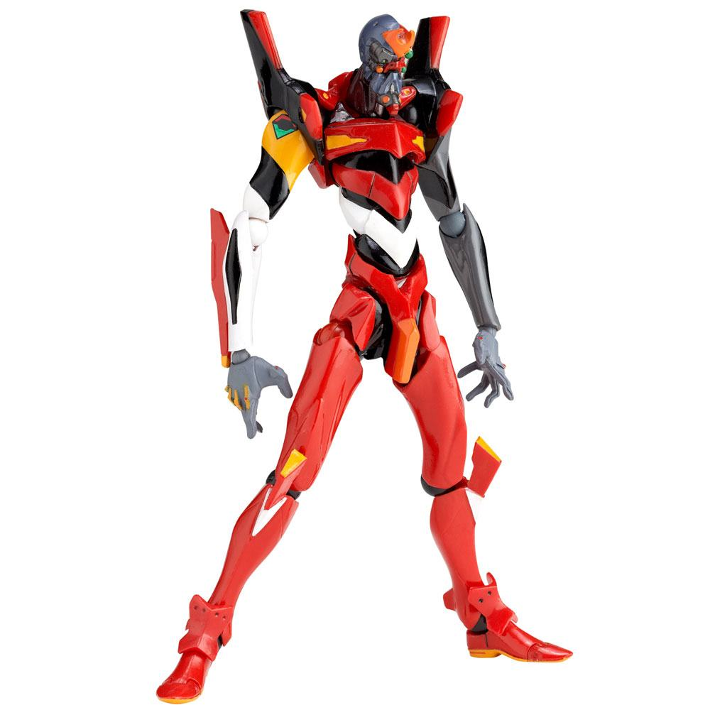 Evangelion Evolution Action Figure Revoltech EV-011 Evangelion Kai 02 Beta