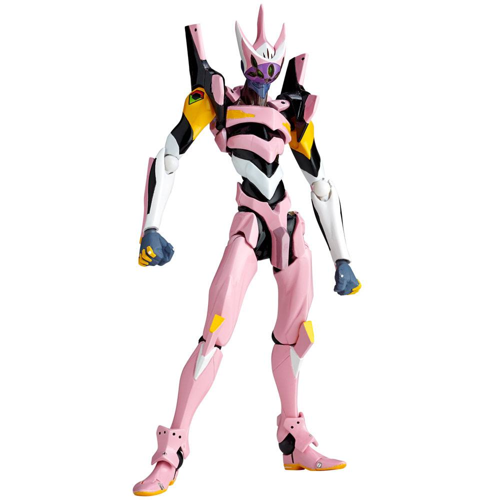 Evangelion Evolution Action Figure Revoltech EV-012 Evangelion Production
