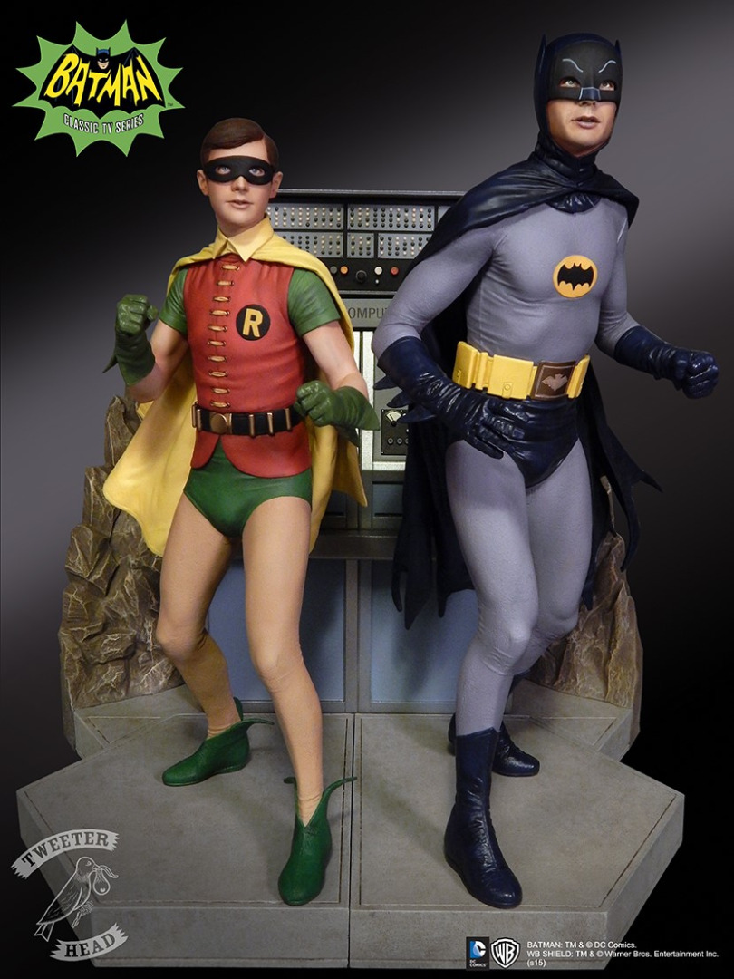 Batman TV Series: Robin the Boy Wonder Maquette 31 cm