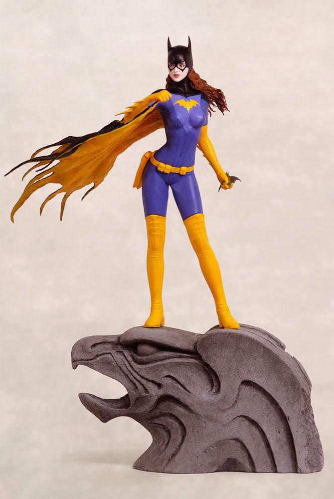 DC Comics Fantasy Figure Gallery Statue 1/6 Batgirl Exc. (Luis Royo) 46 cm