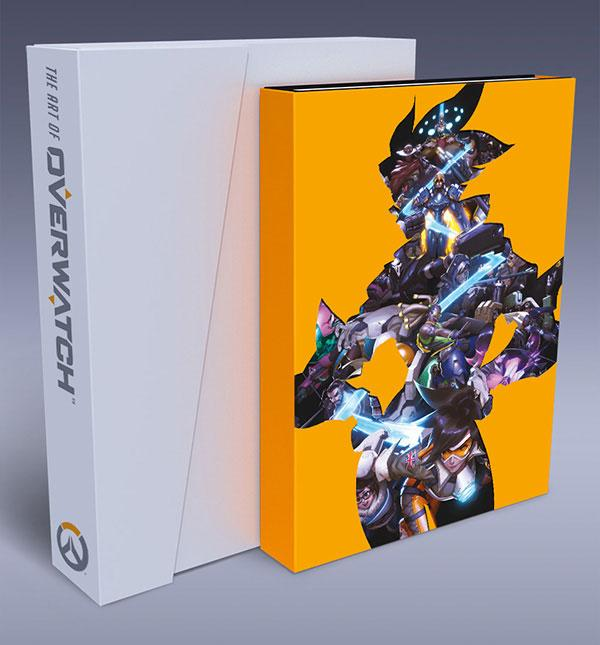 Overwatch Art Book The Art of Overwatch Limited Edition