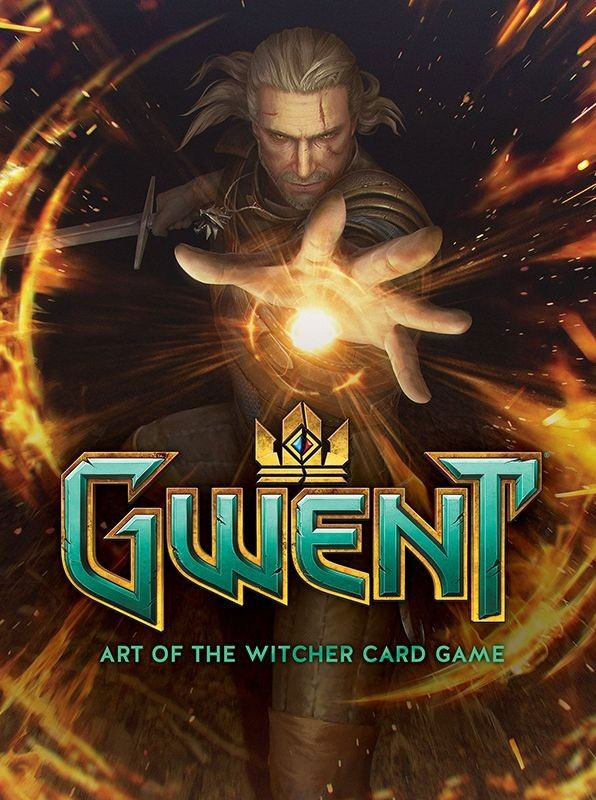 The Witcher Art Book The Art of the Witcher: Gwent Gallery Collection