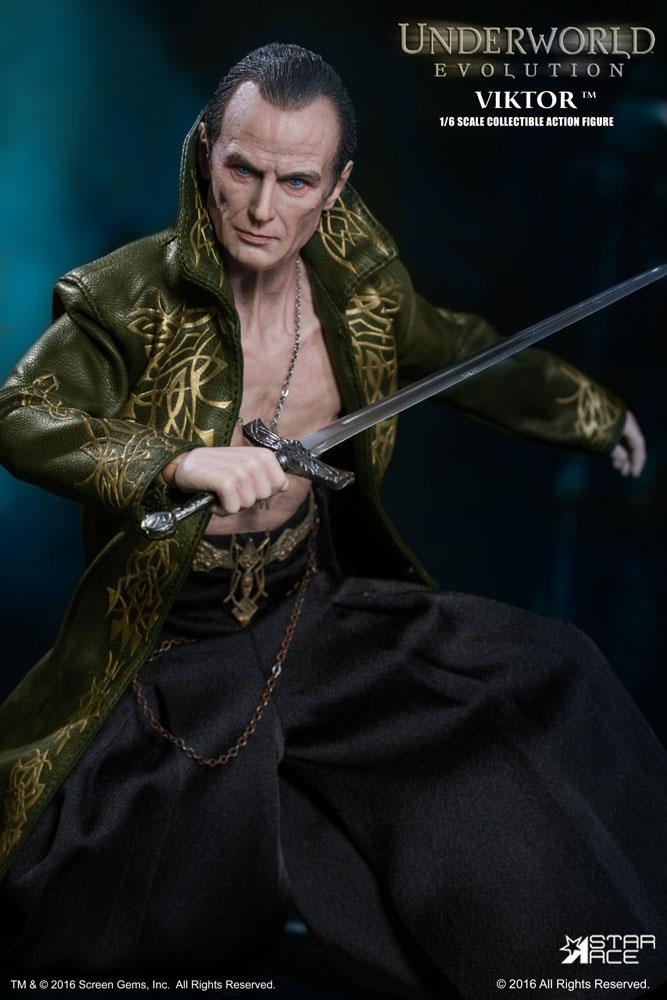 Underworld Evolution My Favourite Movie Action Figure 1/6 Viktor Limited Ed