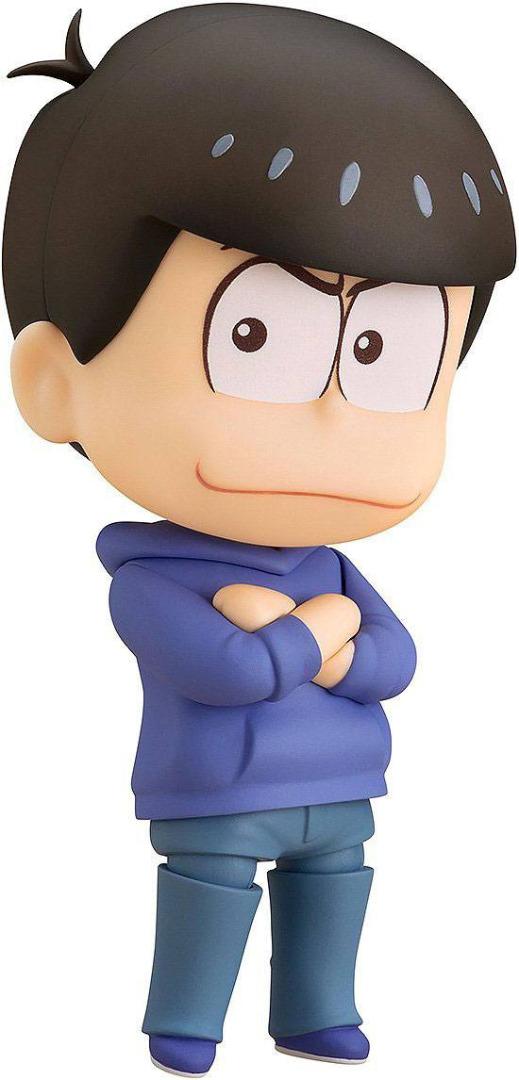 Osomatsu-san Nendoroid PVC Action Figure Karamatsu Matsuno 10 cm