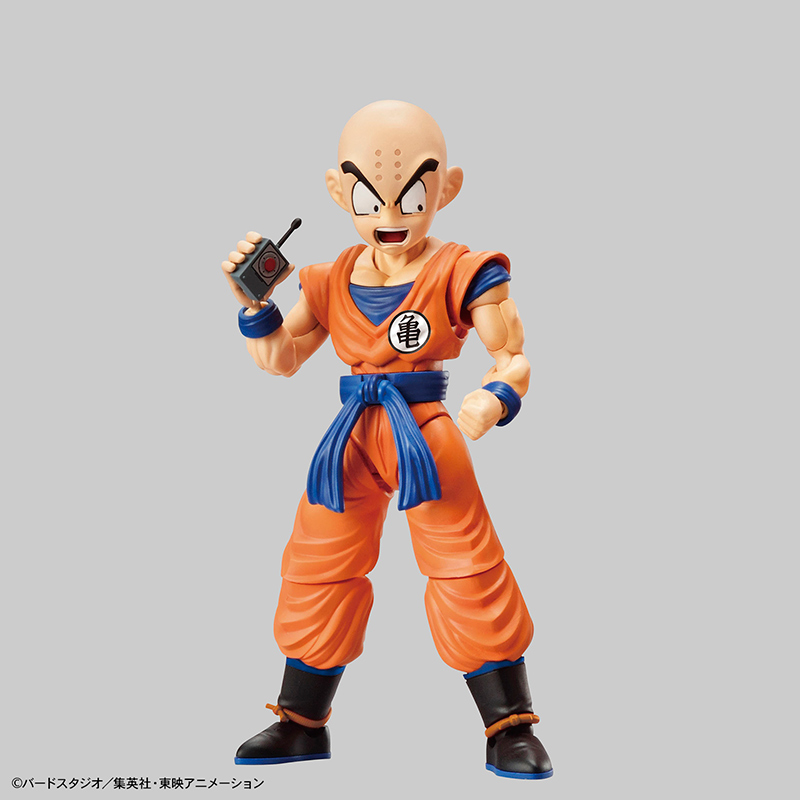 Dragonball Z Figure-rise Standard Model Kit Krillin