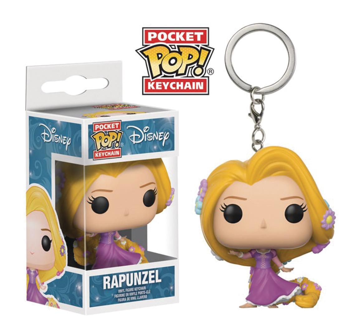 Pocket Pop Keychain: Disney Tangled Rapunzel