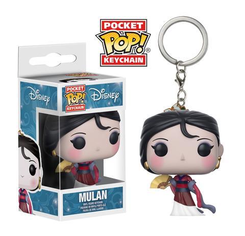 Pocket Pop Keychain: Disney Mulan