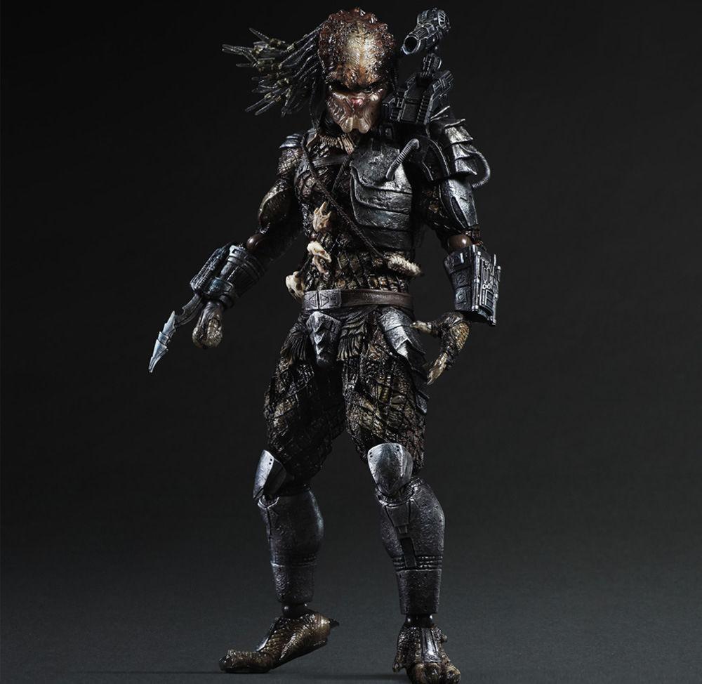 Action Figure Predator Play Arts Kai 27 cm