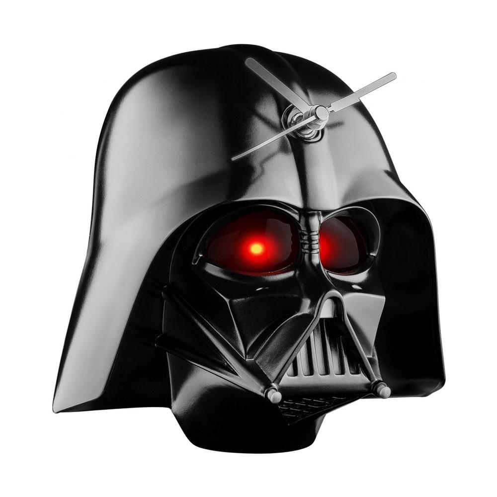 Relógio de Parede com som Star Wars Darth Vader