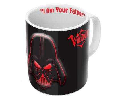 Caneca Star Wars Darth Vader I Am Your Father