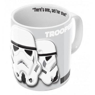 Caneca Star Wars Stormtrooper Set for Stun