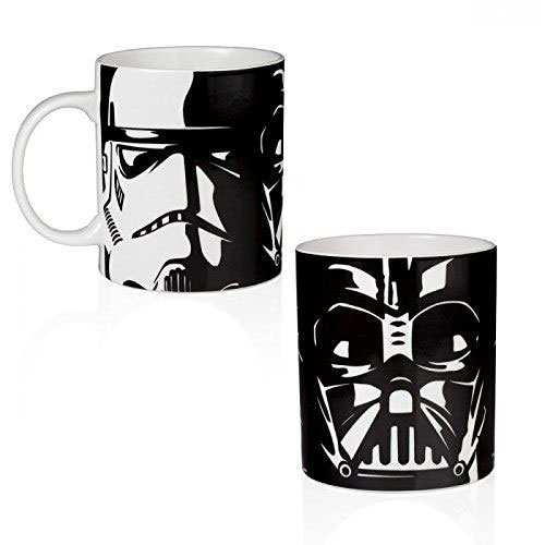 Caneca Star Wars Stormtrooper & Vader