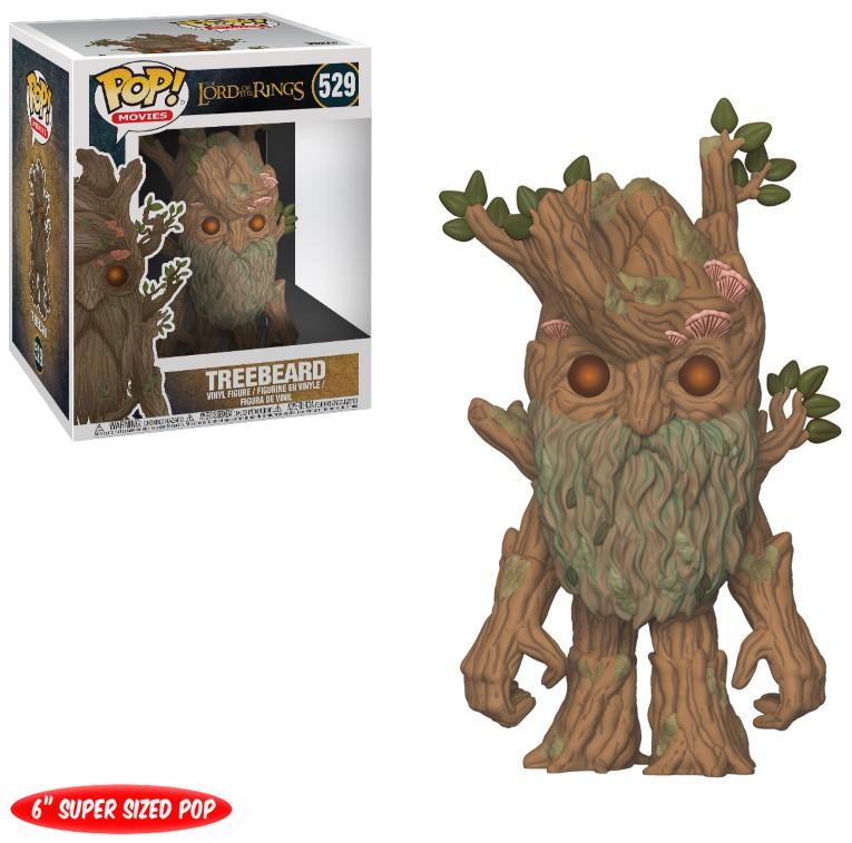 Pop! Movies: Lord of the Rings Super Size Pop Treebeard Vinyl Figure 15 cm