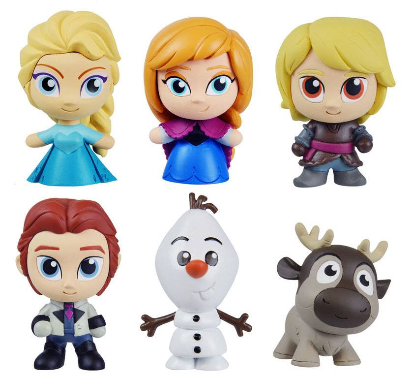 Frozen Buildable Figure Mystery Bag