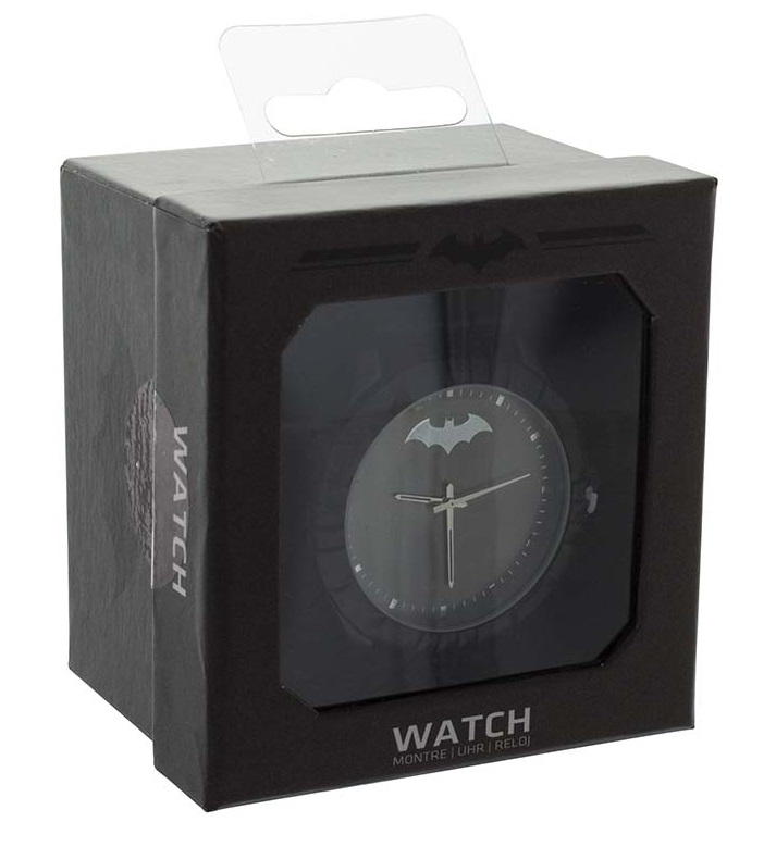 DC Comics: Batman Watch