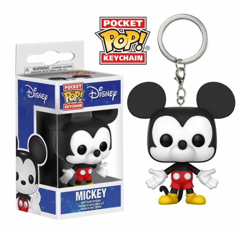Pocket Pop! Keychains: Mickey Mouse