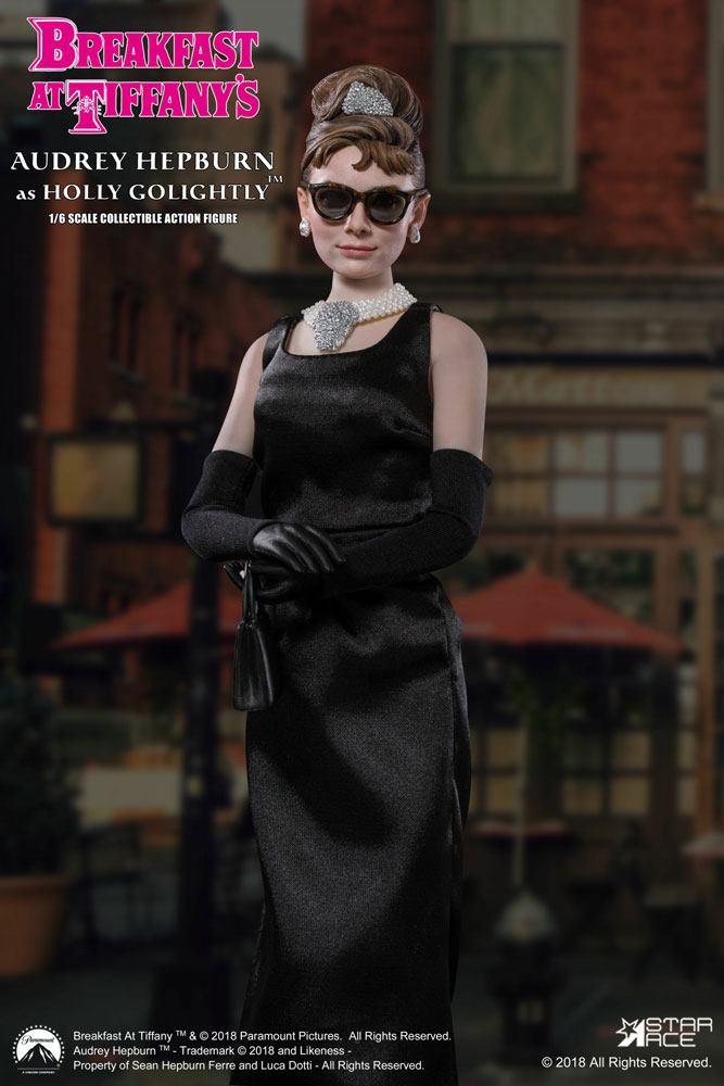 Breakfast at Tiffany's MFL AF 1/6 Holly Golightly (Audrey Hepburn) 29 cm