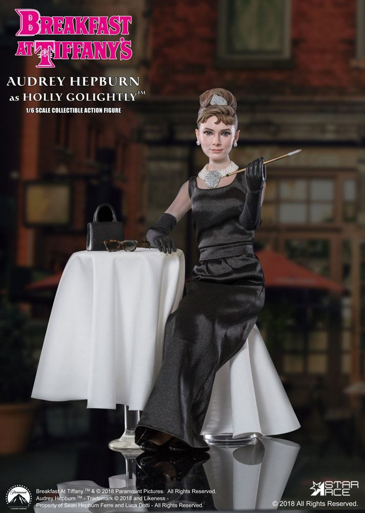Breakfast at Tiffany's MFL AF 1/6 Holly Golightly (Audrey Hepburn) Deluxe
