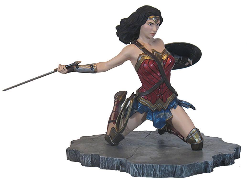 Justice League Movie DC Gallery PVC Statue Wonder Woman 18 cm
