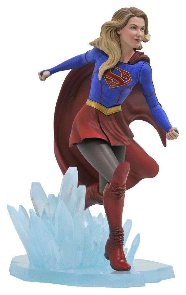 Supergirl TV DC Gallery PVC Statue Supergirl 23 cm