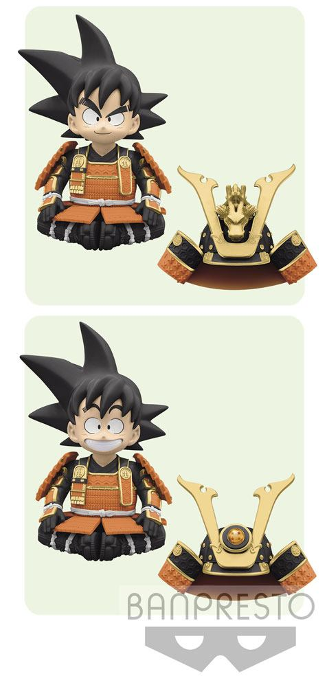 Dragonball Children's Day Figures Kid Goku Pack 12 cm