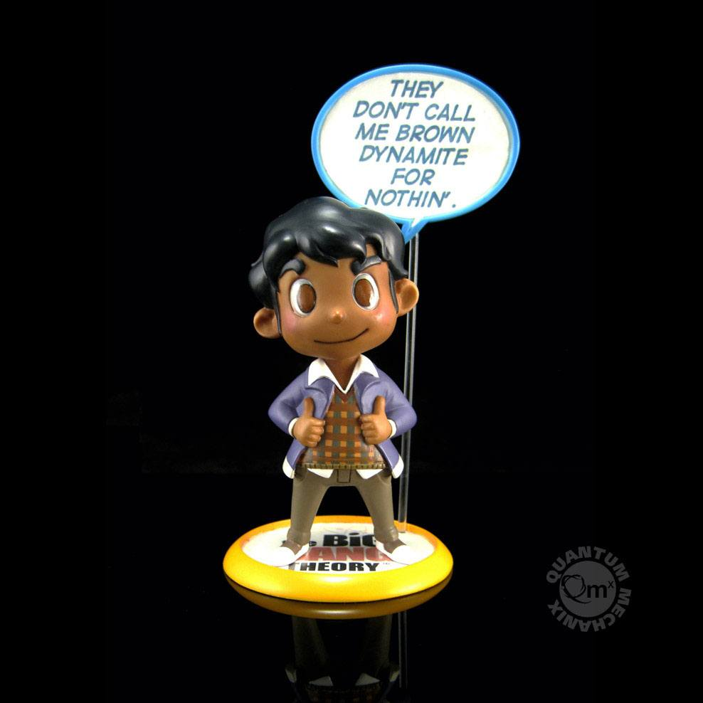 The Big Bang Theory Q-Pop Figure Rajesh Koothrappali 10 cm