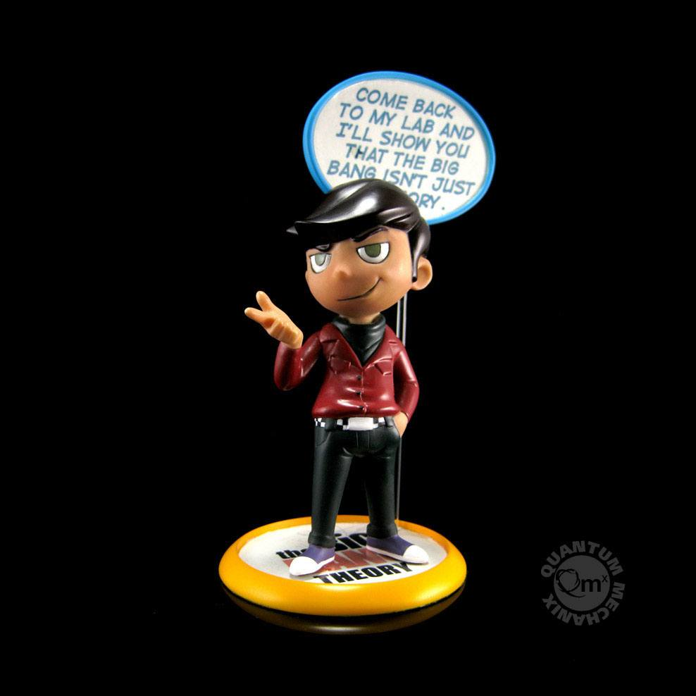 The Big Bang Theory Q-Pop Figure Howard Wolowitz 10 cm