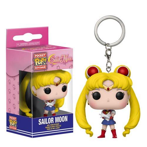 Pocket Pop Keychains: Sailor Moon - Sailor Moon