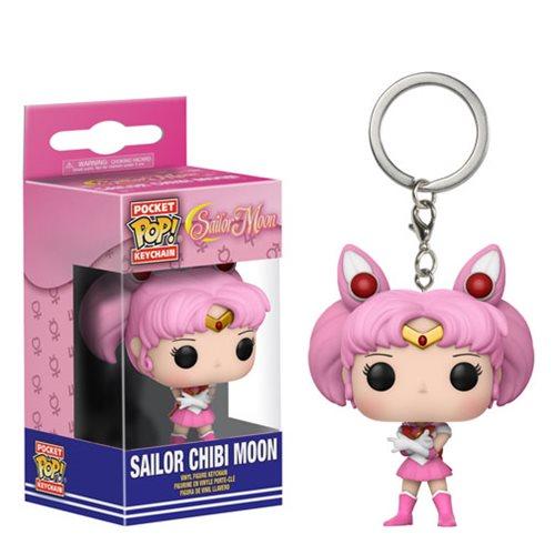 Pocket Pop Keychains: Sailor Moon - Sailor Chibi Moon