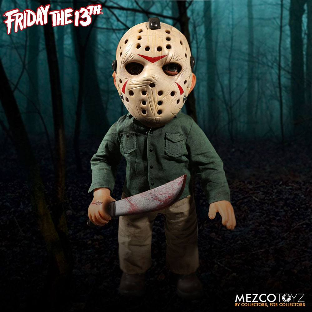Friday the 13th Mega Scale AF with Sound Feature Jason Voorhees 38 cm