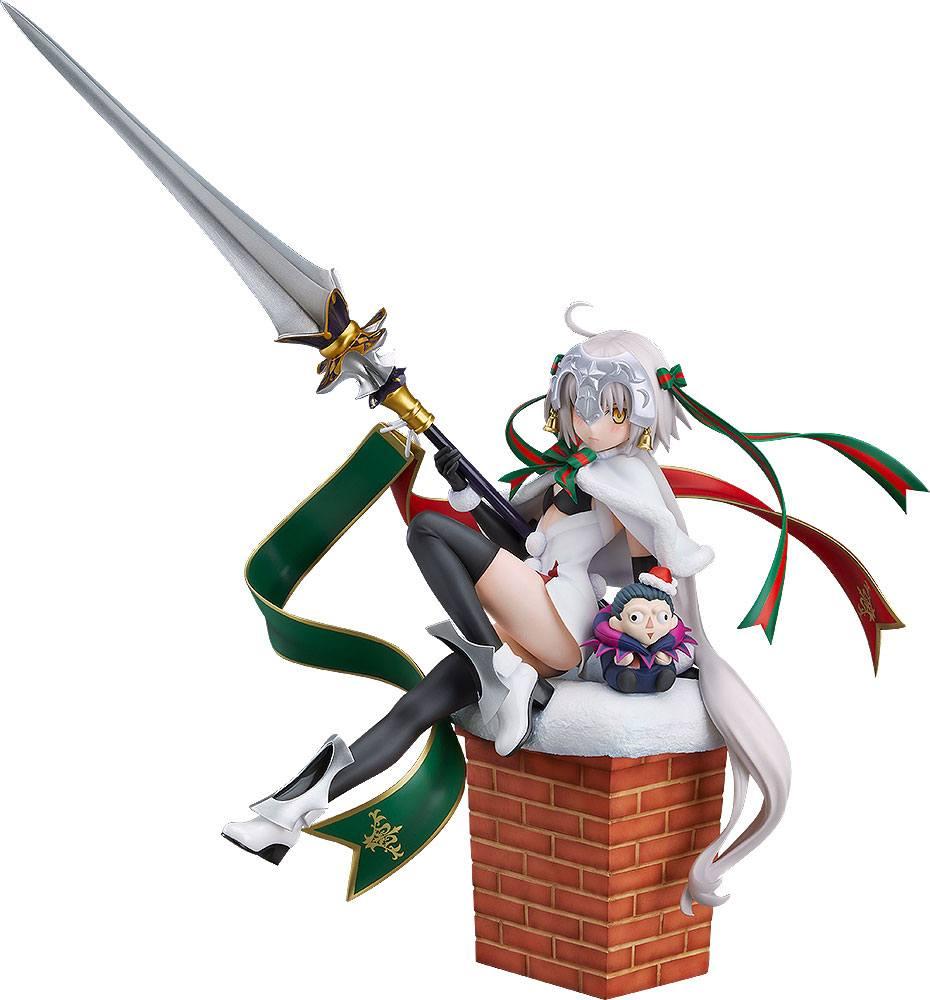 Fate/Grand Order PVC Statue 1/8 Lancer/Jeanne d'Arc Alter Santa Lily 28 cm