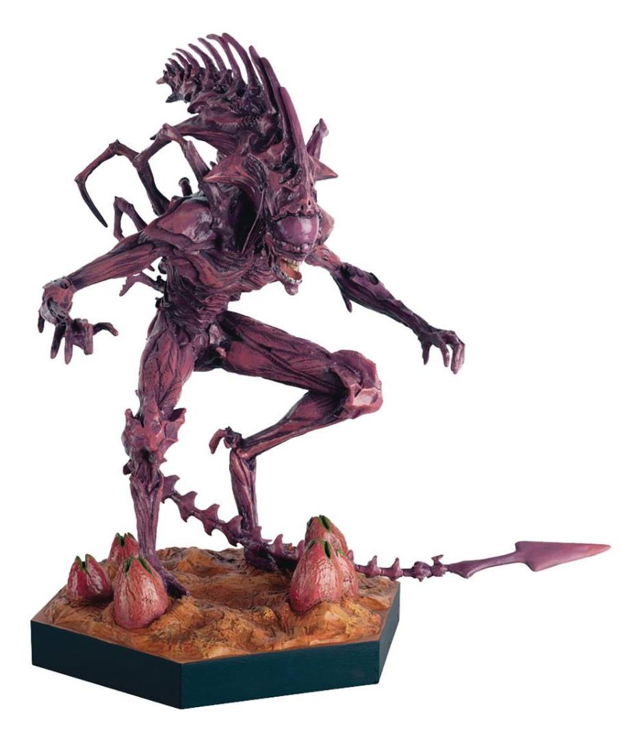 The Alien & Predator Figurine Collection Special Statue Xenomorph King